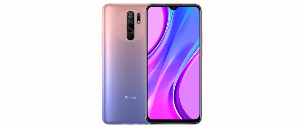 Redmi 9 Lunar Gold