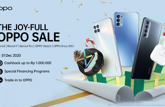 The Joy-Full OPPO Sale