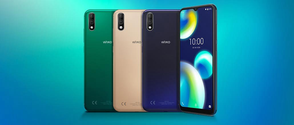 Wiko View 4 Lite 32GB